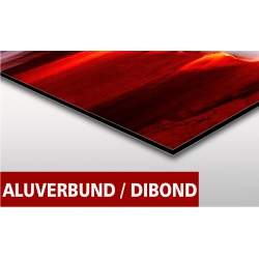 Bilderdruck auf Alu - Dibond